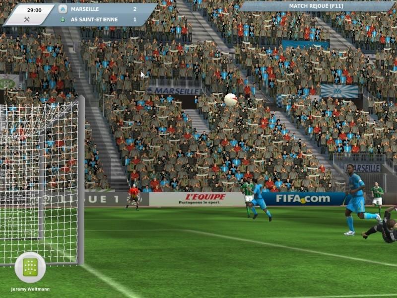 L'olympique de Marseille:(LFP 2012) Manage85