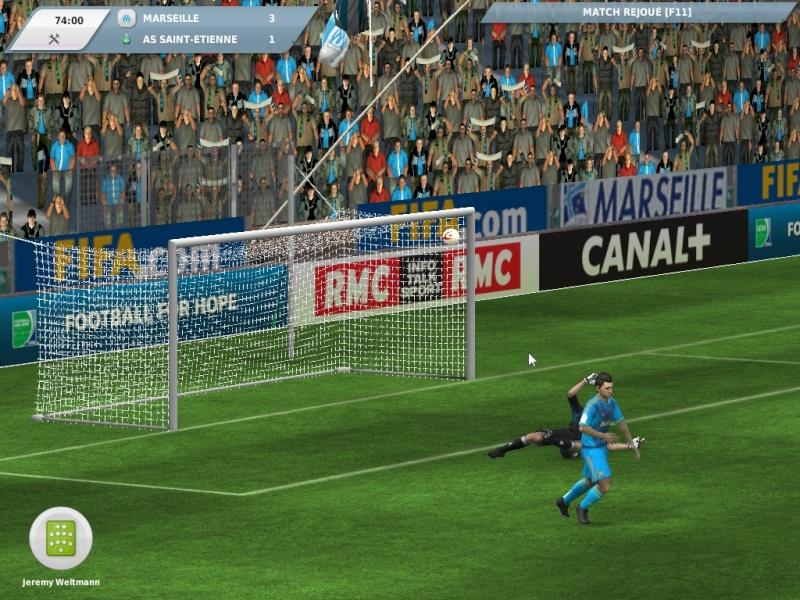 L'olympique de Marseille:(LFP 2012) Manage86