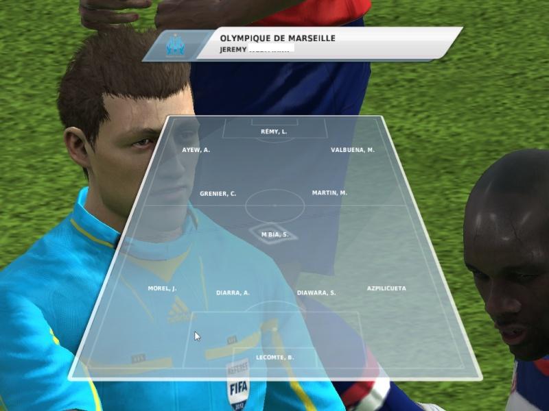 L'olympique de Marseille:(LFP 2012) Manage91