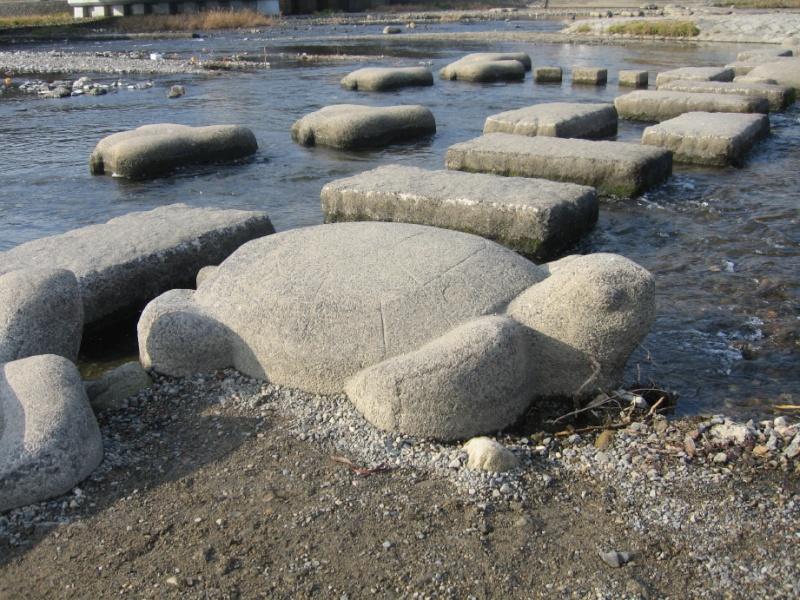 Stones I found in the Kamogawa, Kyoto Img_7012