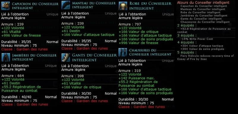 Le nouveau raid (Draigoch) - Sets et cie 610