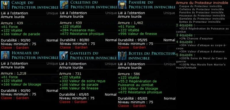 Le nouveau raid (Draigoch) - Sets et cie 710