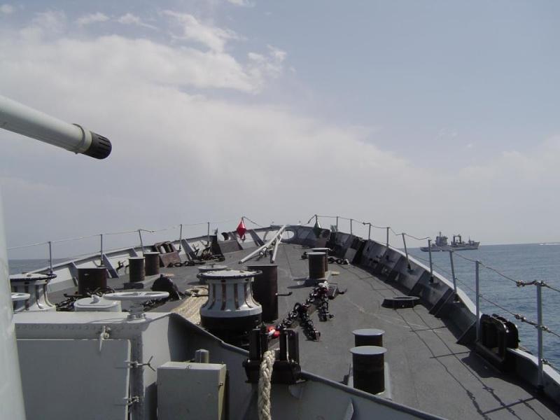 Nave Altair della Marina Militare Italiana - Pagina 3 Altair12
