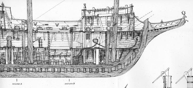piani  https - modellistinavali forumattivo com - autocostruzione GOLDEN HIND da piani AEROPICCOLA TORINO - Pagina 2 Ruota_10