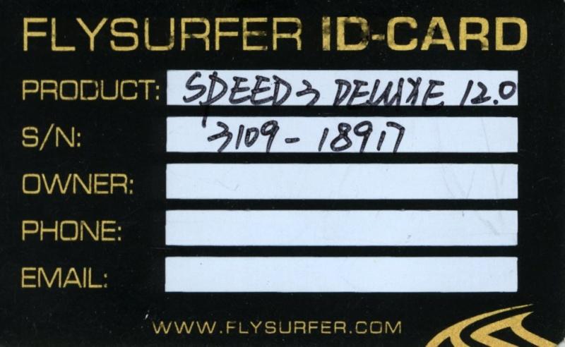 VENDU (Vends Speed III - 12DLX Nickel) Speed312