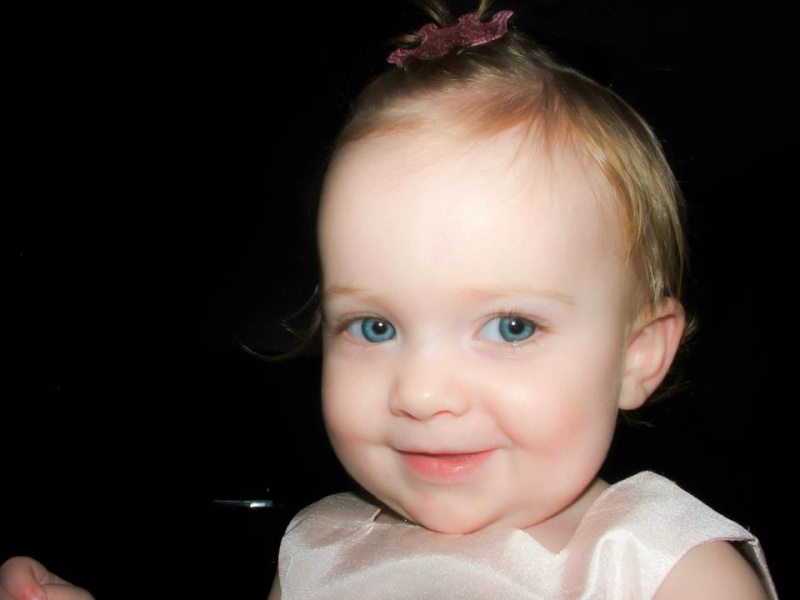 My granddaughter Emily turned 1 today Emily110
