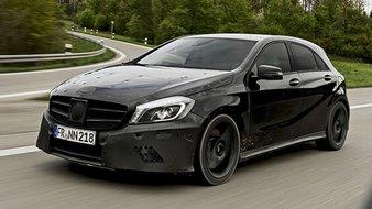 [Rumeurs]  Les futures Mercedes Classe A  (W176) - Page 3 01520010