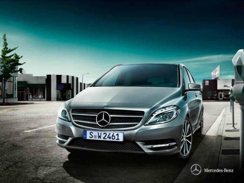 [Photos] Galerie La Mercedes Classe B pour le plaisir des yeux (W246) 30092810