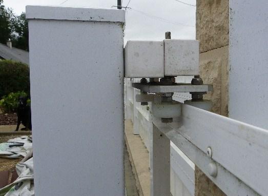 [projet] réalisation d'un portail métal/PVC Lisse_31