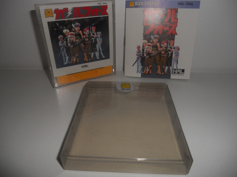 NINTENDO NES + Famicom + Disk System 00168