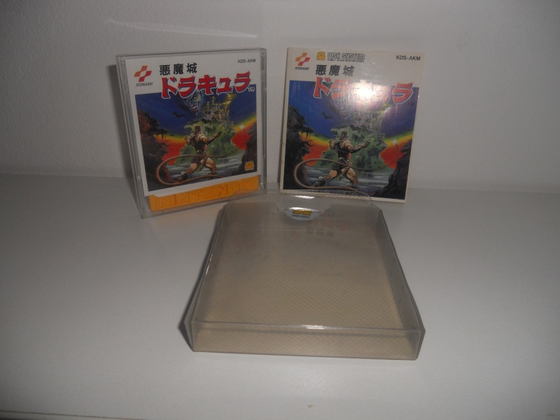 NINTENDO NES + Famicom + Disk System 00256