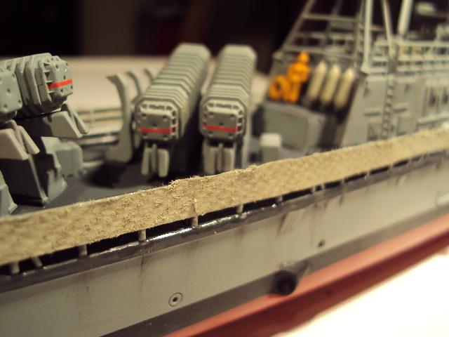 Schnellboot der Gepard-Klasse 143 A von Revell in 1/144 Authen14