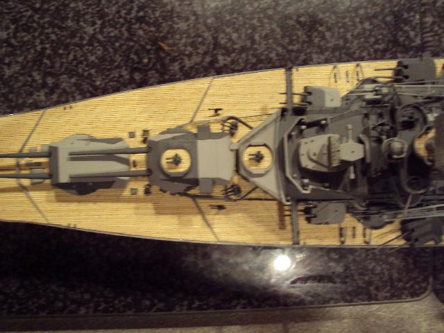 Academy Tirpitz Limited Edition in 1:350 - Seite 2 Bau_de13