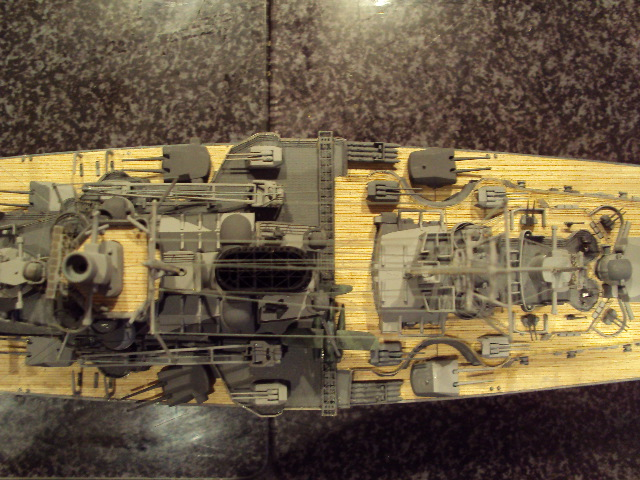 Academy Tirpitz Limited Edition in 1:350 - Seite 2 Bau_de14