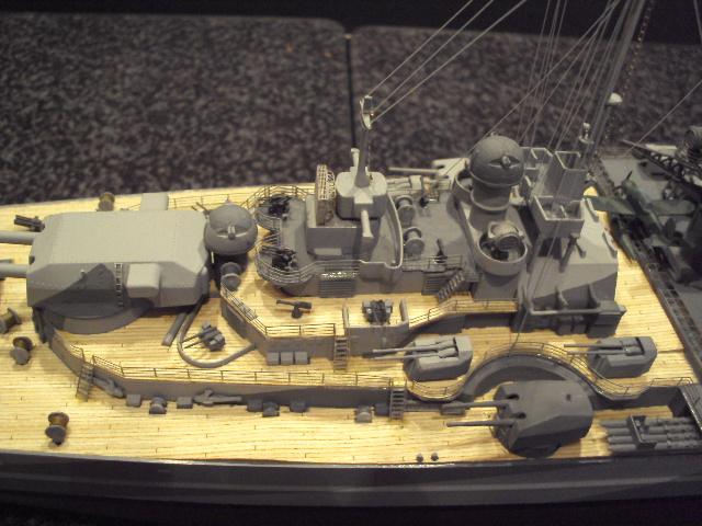 Academy Tirpitz Limited Edition in 1:350 - Seite 2 Bau_de18