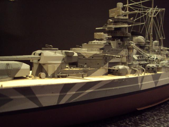 Academy Tirpitz Limited Edition in 1:350 - Seite 2 Bau_de20