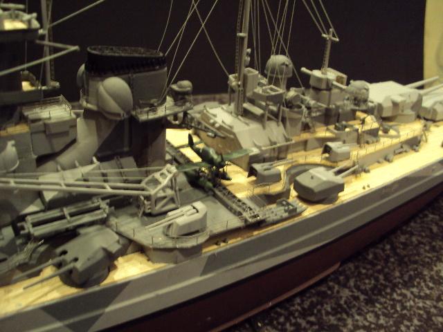 Academy Tirpitz Limited Edition in 1:350 - Seite 2 Bau_de21