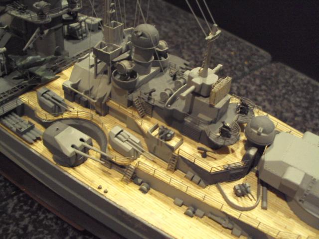 Academy Tirpitz Limited Edition in 1:350 - Seite 2 Bau_de23