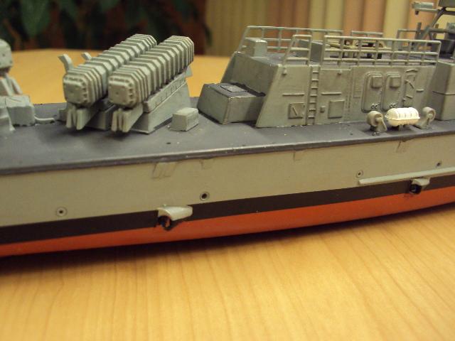 Schnellboot der Gepard-Klasse 143 A von Revell in 1/144 Jaguar20