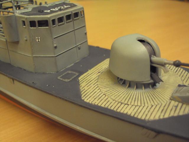 Schnellboot der Gepard-Klasse 143 A von Revell in 1/144 Jaguar23