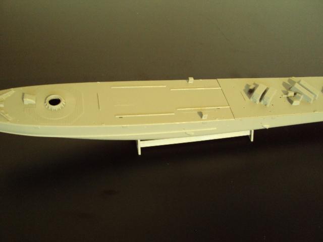 Schnellboot der Gepard-Klasse 143 A von Revell in 1/144 U-boot49