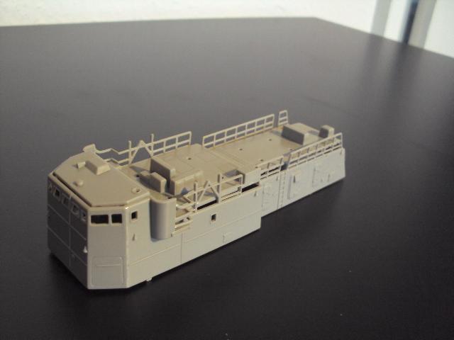 Schnellboot der Gepard-Klasse 143 A von Revell in 1/144 U-boot50