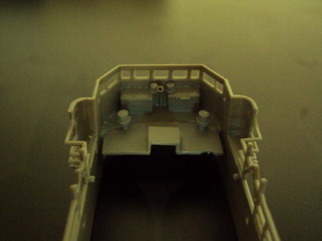 Schnellboot der Gepard-Klasse 143 A von Revell in 1/144 U-boot51