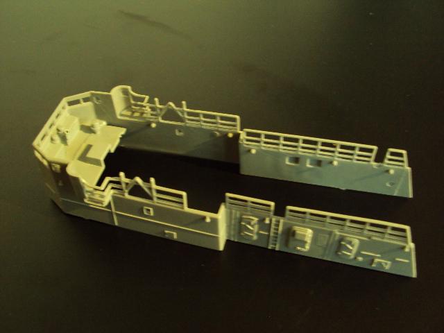 Schnellboot der Gepard-Klasse 143 A von Revell in 1/144 U-boot52