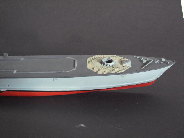 Schnellboot der Gepard-Klasse 143 A von Revell in 1/144 U-boot58