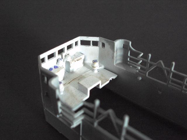 Schnellboot der Gepard-Klasse 143 A von Revell in 1/144 U-boot60