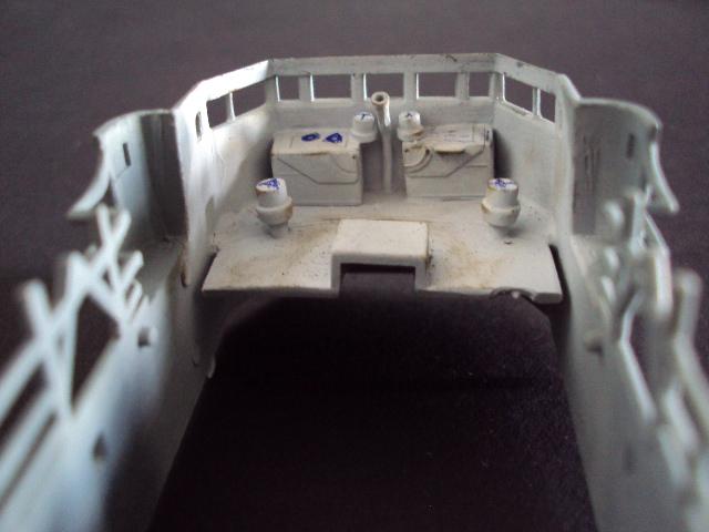 Schnellboot der Gepard-Klasse 143 A von Revell in 1/144 U-boot61
