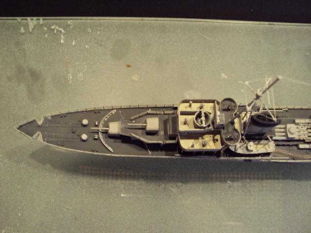 Zerstörer Z-43 von Trumpeter 1/350 Zersta24