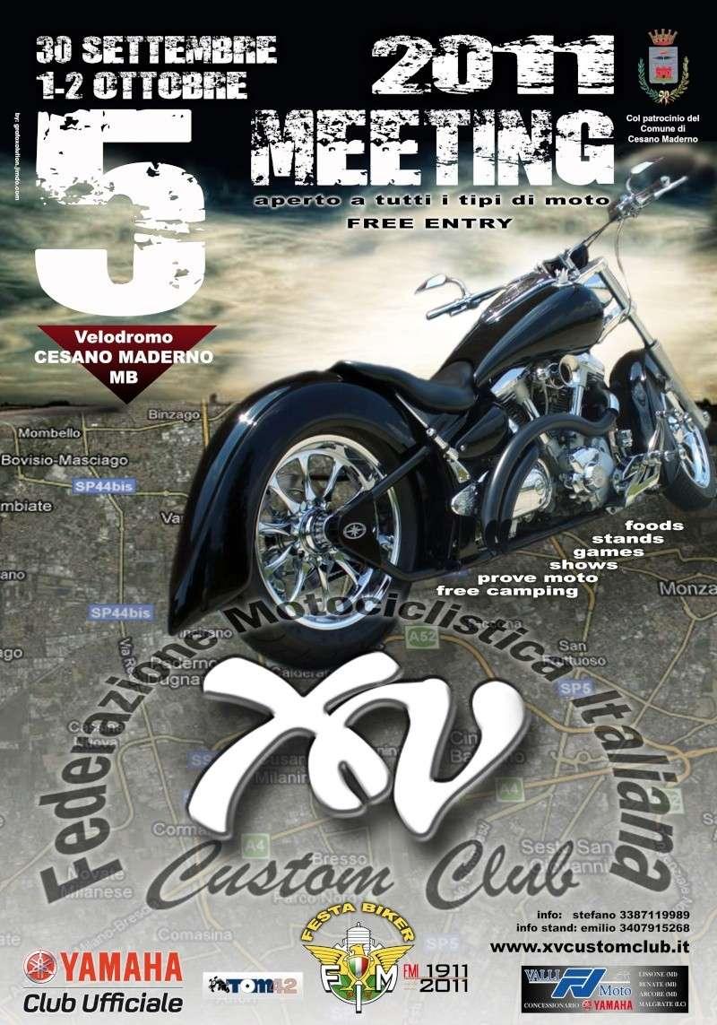 5° Meeting XV Custom Club - Cesano Maderno 30 sett-2 ott 5meeti10