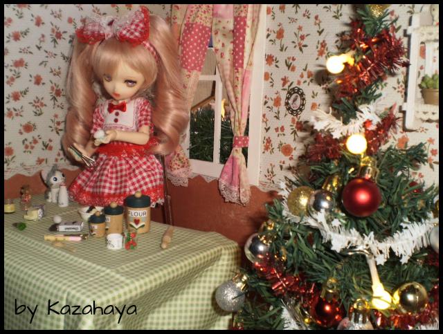 [SQ Lab Chibi Moe] ~Aki prépare Noël/Petites Douceurs~ (P.3) - Page 3 Pb300016