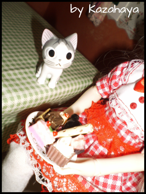 [SQ Lab Chibi Moe] ~Aki prépare Noël/Petites Douceurs~ (P.3) - Page 3 Pc070015