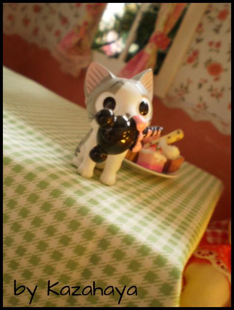 [SQ Lab Chibi Moe] ~Aki prépare Noël/Petites Douceurs~ (P.3) - Page 3 Pc070019
