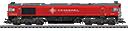 Miniatures pour CS2 : Les Class 66 et 77 Marklin 3906510