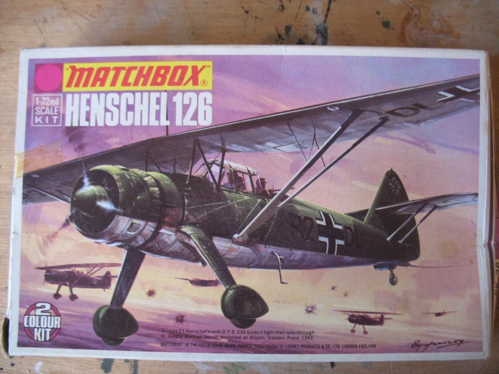 [Matchbox] Henschel 126 011