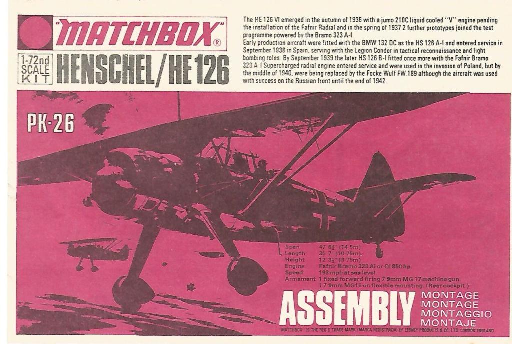 [Matchbox] Henschel 126 0_110