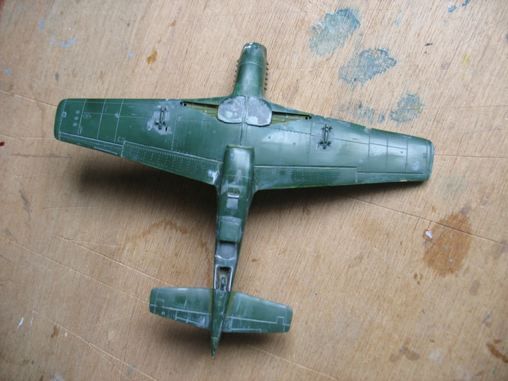 [Revell] North American Mustang P51 B/C 1_410