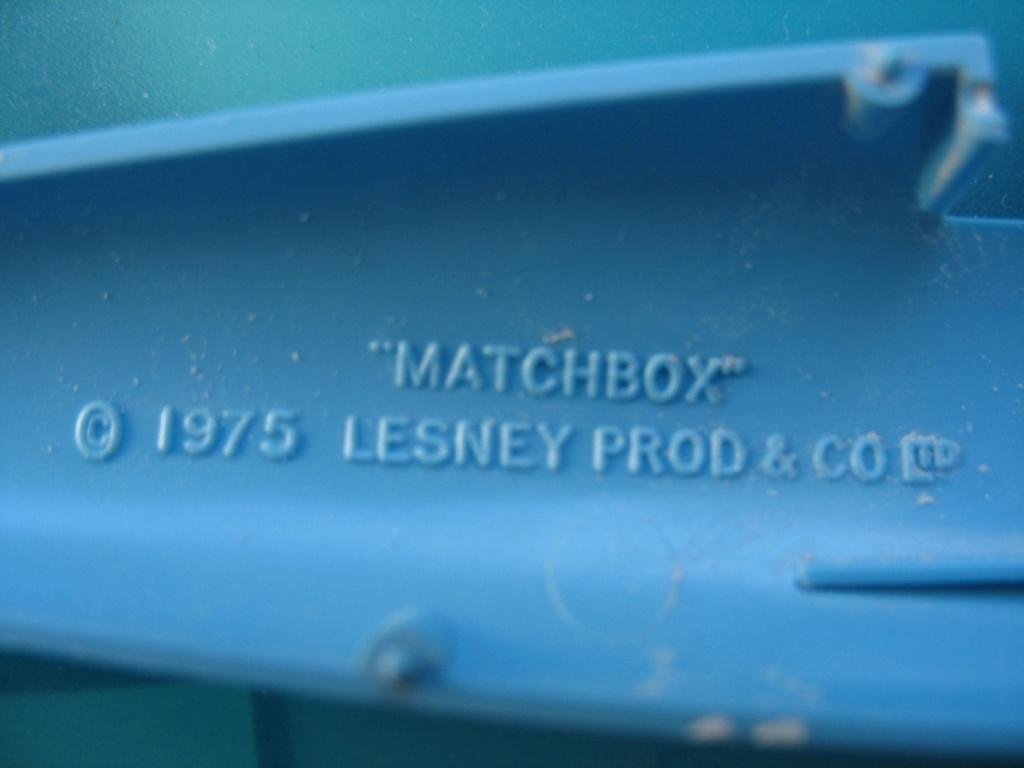 [Matchbox] Henschel 126 611