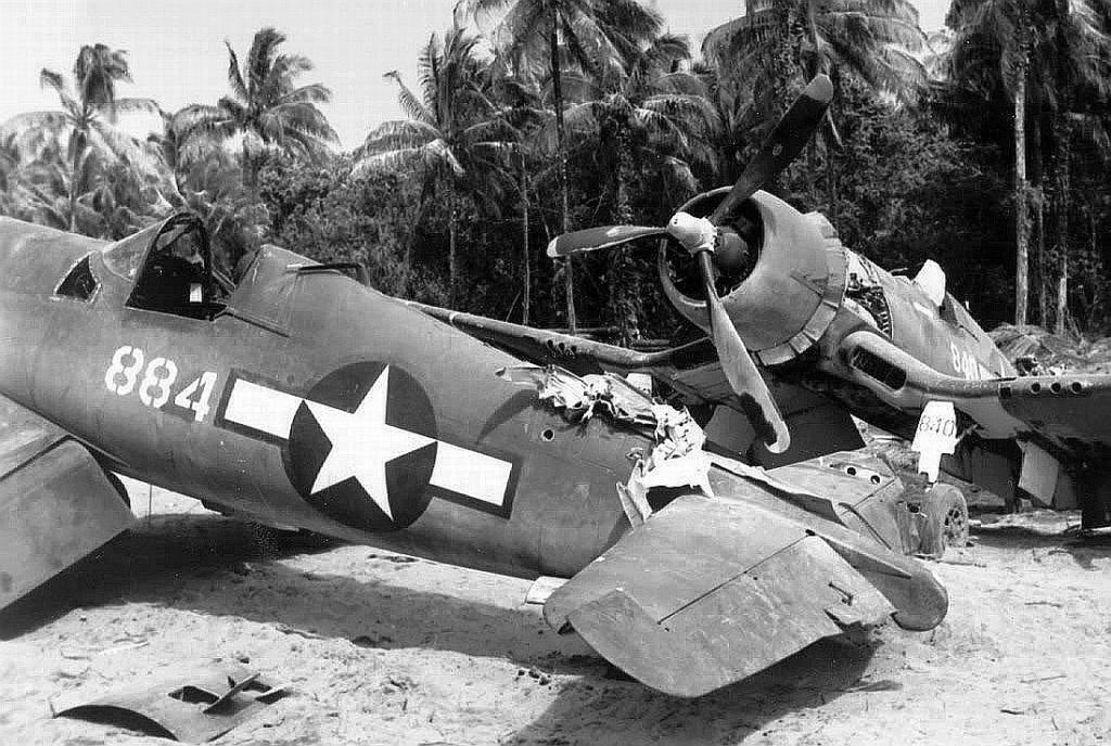 [Heller] ChanceVought Corsair F4U Corsai11
