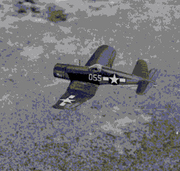 [Tamiya] Vought F4U Corsair / [Dragon] Type 95 Light Tank Scanim14