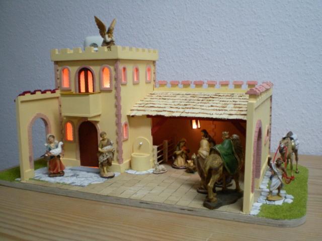 Weihnachtskrippen (Sammelthema) 06110