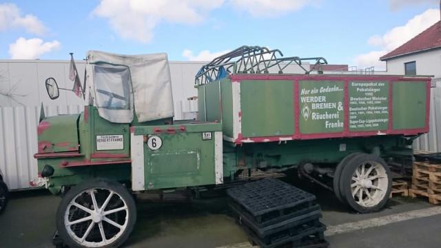 Hansa-Lloyd Elektro-Lastwagen Fischr10