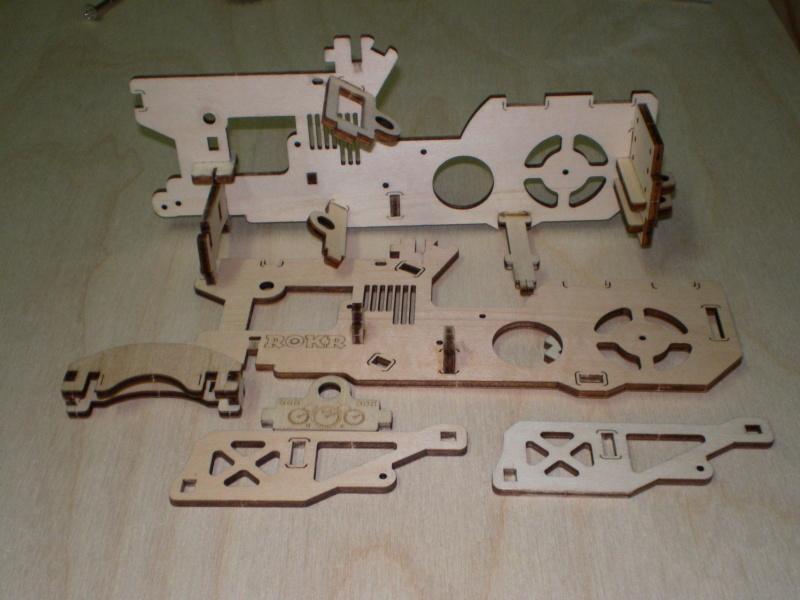 Model Tractor LK401 von ROKR Sany1010