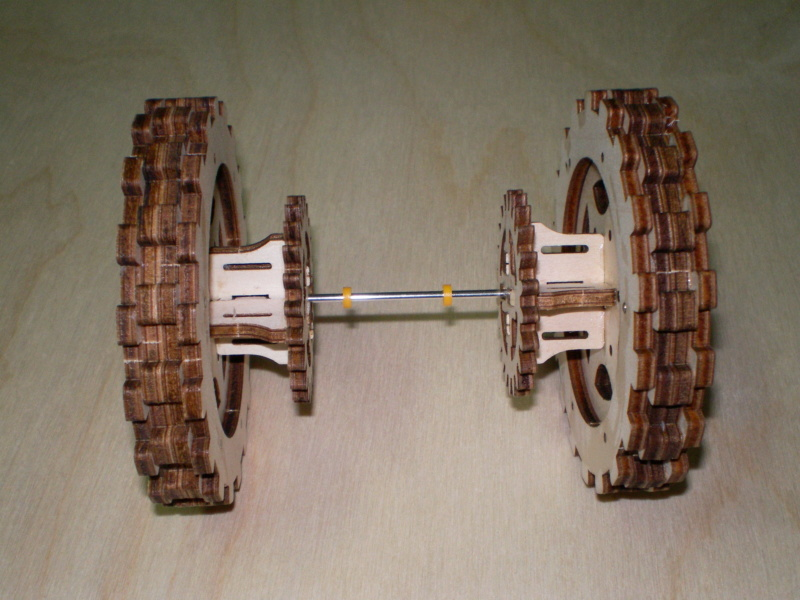 Model Tractor LK401 von ROKR Sany1013