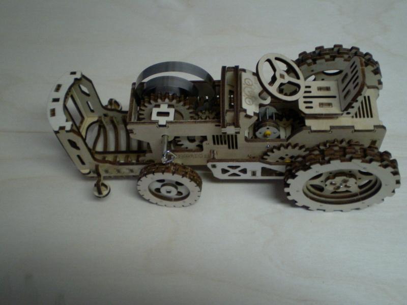 Model Tractor LK401 von ROKR Sany1021