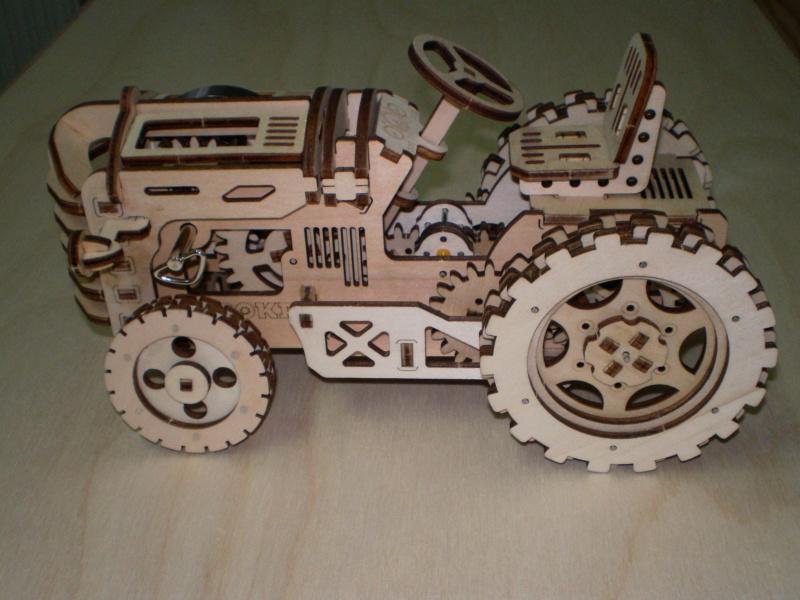 Model Tractor LK401 von ROKR Sany1023