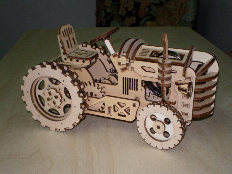 Model Tractor LK401 von ROKR Sany1025